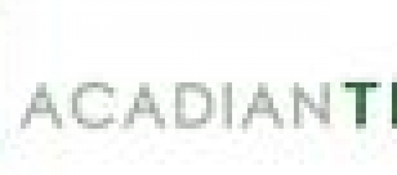 Acadian Timber Corp. Reports First Quarter Results and Management Team Changes