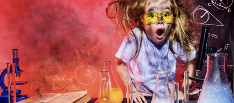 Ace & Riley Blends Microscopes, Lab Coats, and Tutu's With STEM Skills and Playtime to Give Girls the Start They Deserve