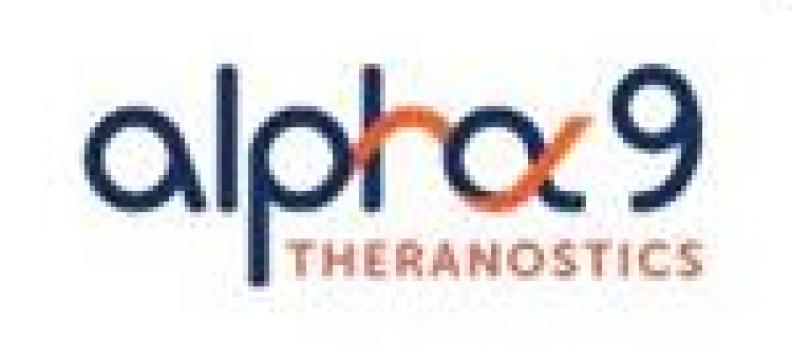 Alpha-9 Theranostics Announces $11 Million Series A Financing to Advance Portfolio of Radiotherapeutics and Diagnostics