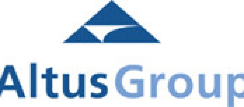 Altus Group to Announce First Quarter 2020 Financial Results on May 7, 2020