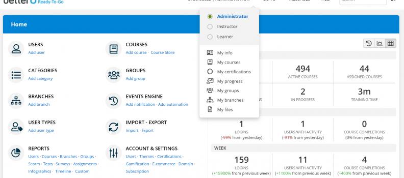 betterU Education Provides Corporate Update