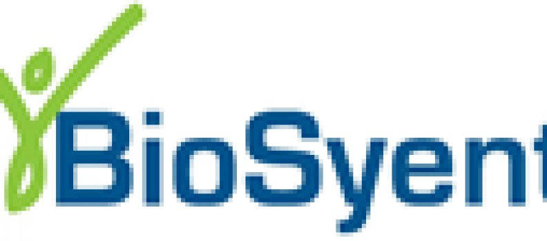 BioSyent Signs Exclusive Technology Agreement