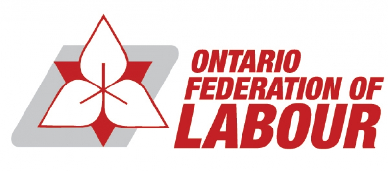 BREAKING: Premier Ford's office occupied indefinitely to demand immediate action to prevent workplace deaths
