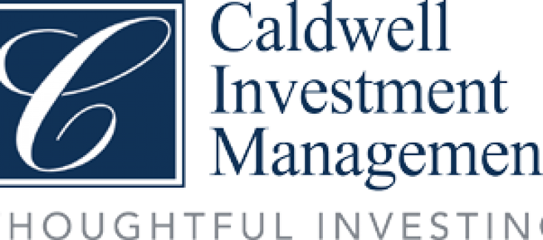 """Caldwell Investment Management Ltd. Announces Change of the Investment Objective of the Caldwell Balanced Fund (""""the Fund"""")"""