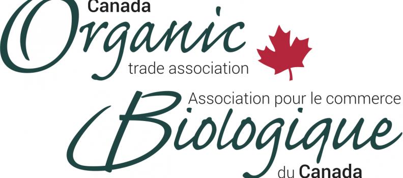 Canada Organic Trade Association Celebrates Organic Leadership at Annual Gala