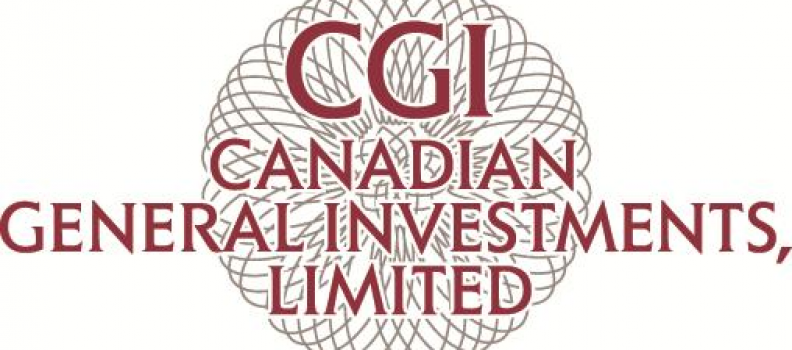 Canadian General Investments, LimitedDeclares Dividend on Common Shares