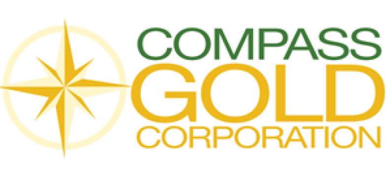 Compass Gold Announces Grant of Options