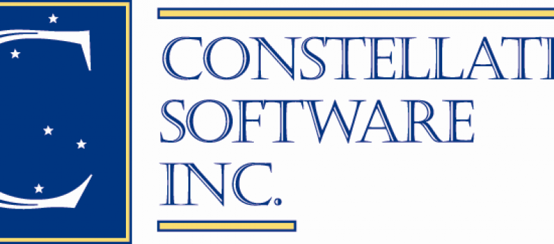 Constellation Software Inc. Announces Release Date for Third Quarter Results