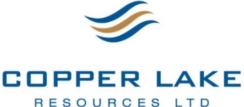 COPPER LAKE ANNOUNCES RELIANCE ONINTERIM FINANCIAL STATEMENT FILING EXEMPTION
