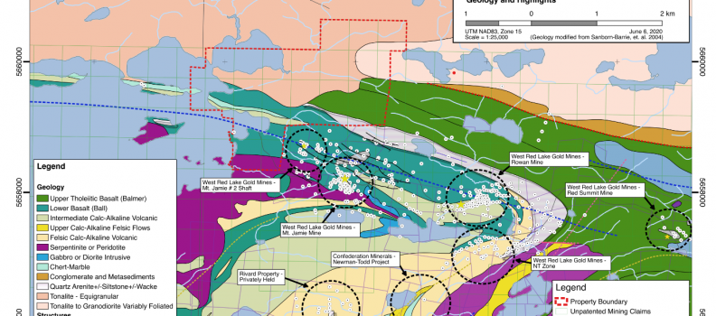 CR Capital Corp announces exploration of Mt. Jamie North Property and Hiring of Tim Twomey as consulting geologist