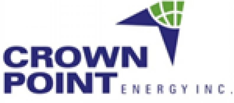 Crown Point Announces Operating and Financial Results for the Three Months Ended March 31, 2021