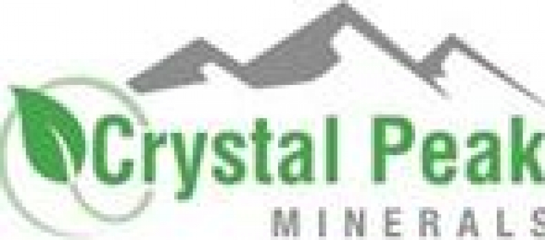 Crystal Peak Minerals Inc. Extrends Deadline to Complete RTO