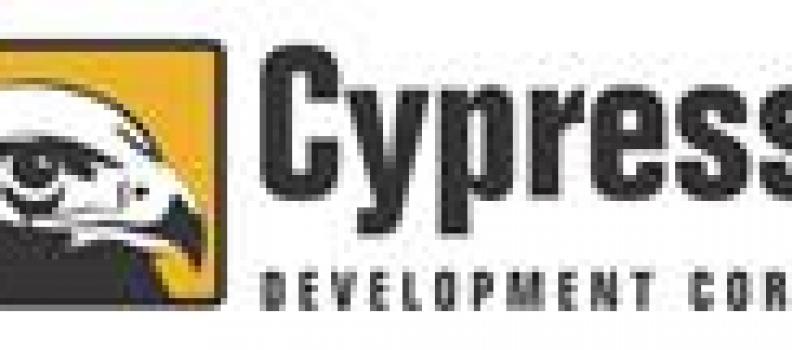 Cypress Development Appoints Braam Jonker as Chief Financial Officer