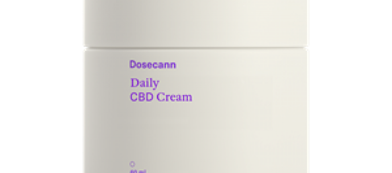 Dosecann Launches Industry-Leading, High-Potency Topical: Dosecann Daily Relief CBD Cream