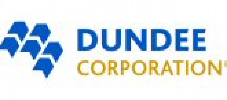 Dundee Corporation Announces Results of Substantial Issuer Bid