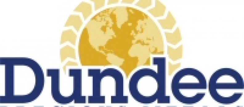 Dundee Precious Metals Announces Record Q2 2020 Operating and Financial Results