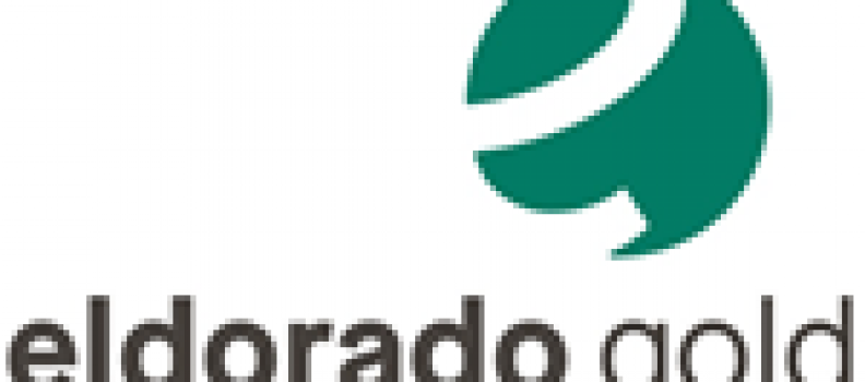 Eldorado Gold Receives Approval for Use of Dry Stack Tailingsat Skouries