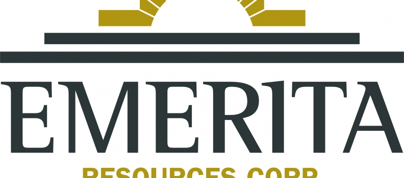 Emerita Resources Announces Upsizing of Private Placement Financing