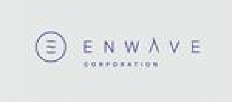 EnWave Announces Appointment of Mr. Brad Lahrman as CEO of NutraDried