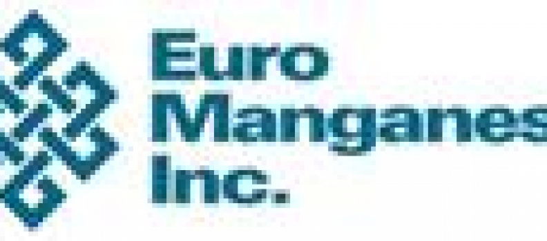 Euro Manganese to Restart Pilot Plant in Response to Prospective Customers