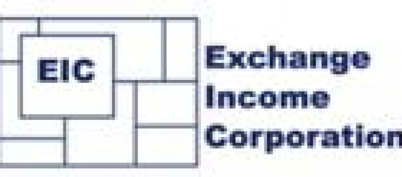 Exchange Income Corporation Announces $80 Million Bought Deal Offering of Common Shares