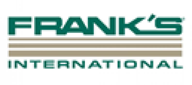 Frank's International N.V. Announces First Quarter 2021 Results