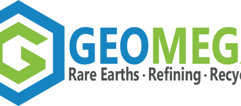 Geomega Successfully Completes Rare Earths Pilot Plant Testing