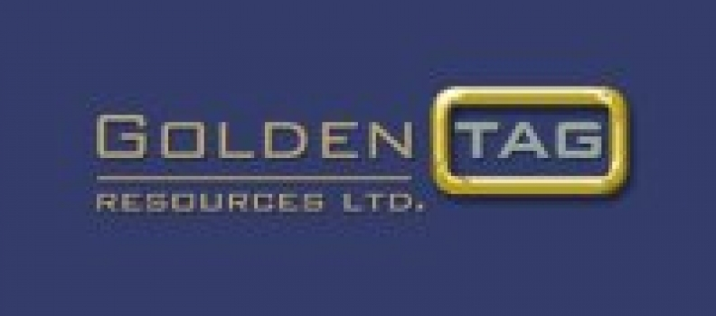 Golden Tag Resources Ltd.: Update on the San Diego Project