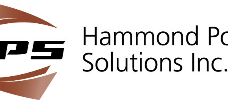 Hammond Power Solutions Announces Quarterly Dividend