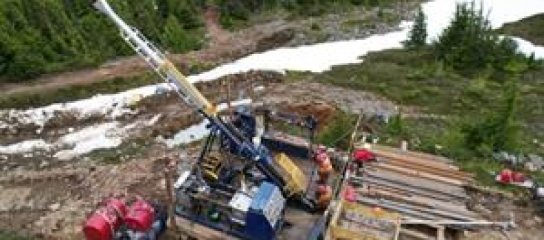 Hanstone Gold Commences 2021 Core Drilling on Its Doc Property Located in BC's Prolific Golden Triangle