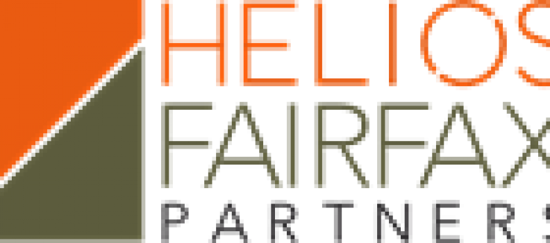 Helios Fairfax Partners Corporation: First Quarter Financial Results