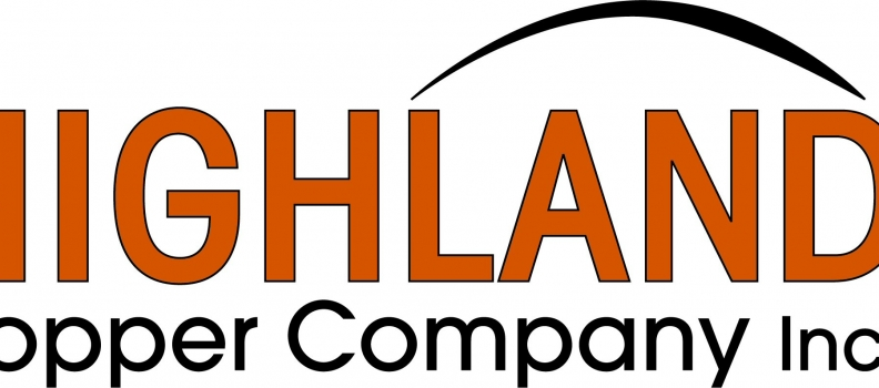 Highland Copper Announces Further Extension of White Pine Closing