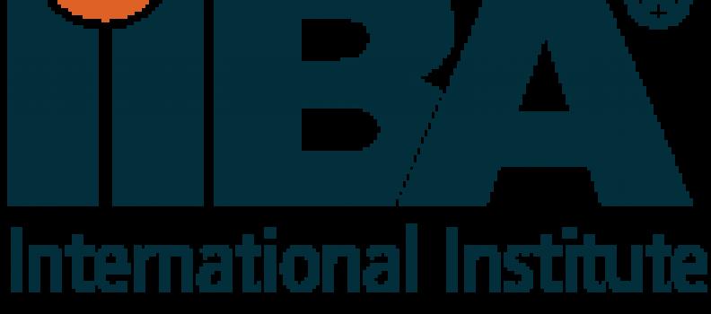 IIBA Announces Global Leadership Changes