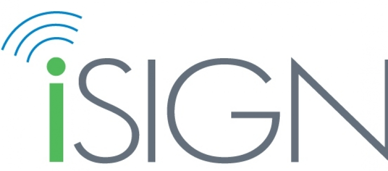 iSIGN Media Announces an Exercise of 1,560,000 Warrants
