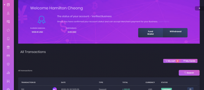 Just Wallet Launches Its Debut Challenger Bank Technology Update