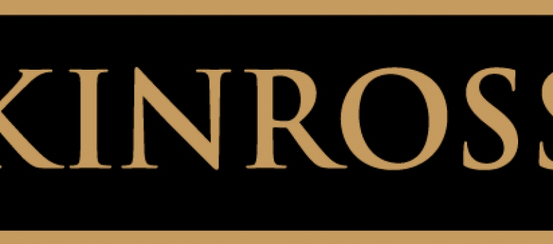 Kinross to host presentation regarding three-year guidance and additional opportunities in portfolio on October 20, 2020