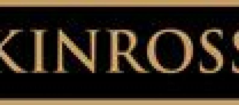 Kinross to redeem $500 million in Senior Notes on June 1, 2021