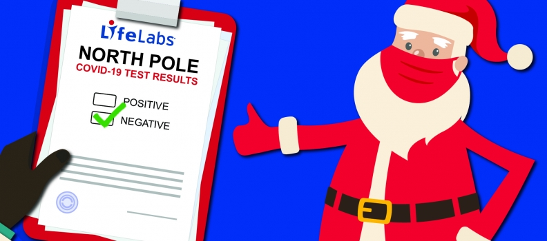 LifeLabs Confirms that all Members of Santa's Workshop Have Tested Negative for COVID-19