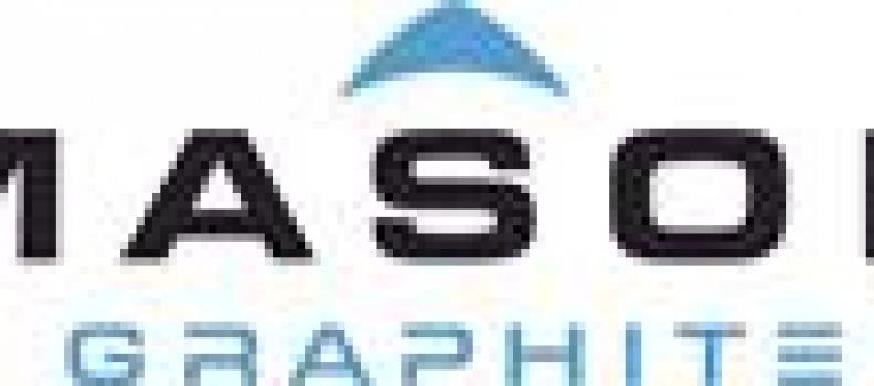 Mason Graphite Announces Investment in New Graphene Venture