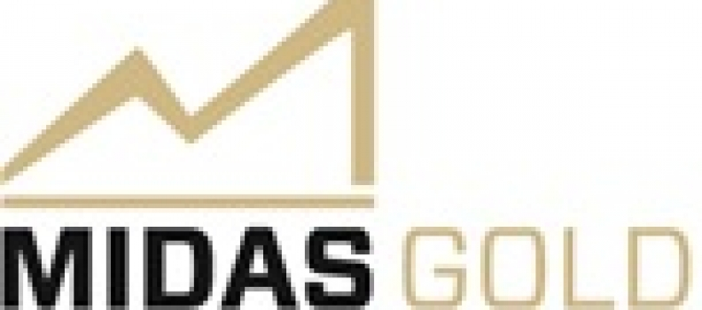 Midas Gold's Stibnite Gold Project Continues to Advance