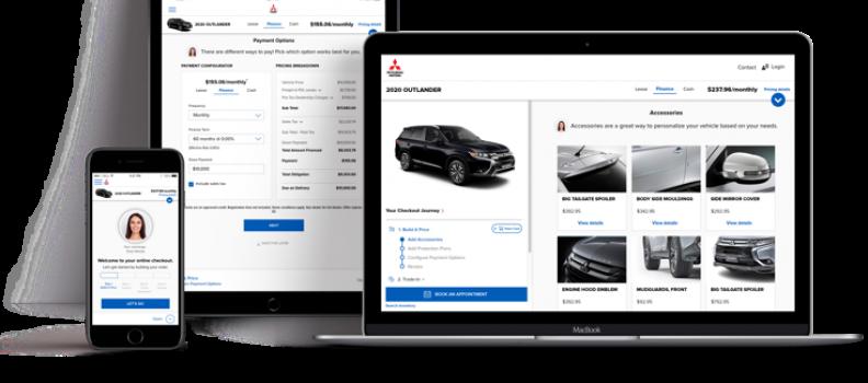 Mitsubishi Motors North America includes Motoinsight as a certified digital retailing provider