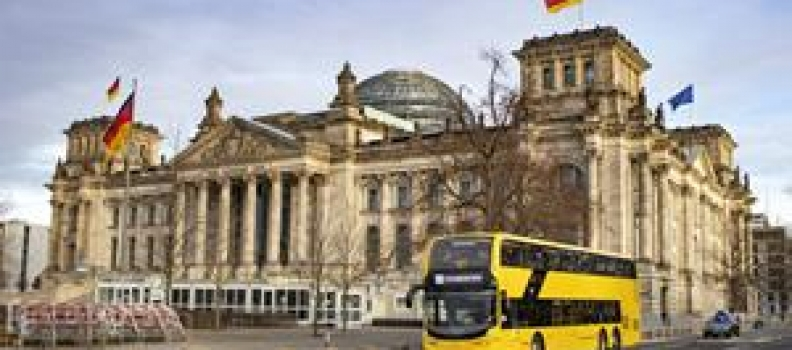 NFI confirms BVG order for 198 ADL Enviro500 double deck buses for Berlin