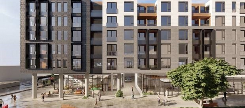 Nicola Wealth Real Estate Submits Application for a Community-Focused, Mixed-Use Rental Development in Saanich