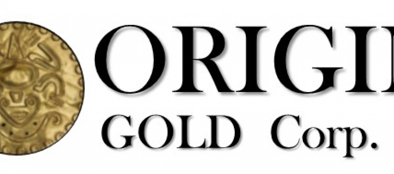 Origin Gold Announces Board Change and Grants Stock Options