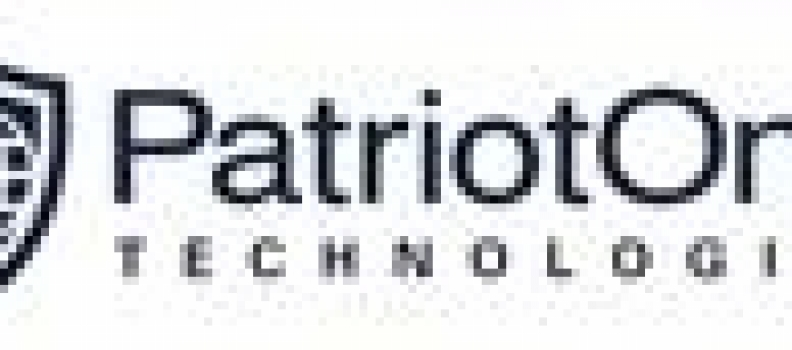 Patriot One Technologies Announces Departure of Dietmar Wennemer