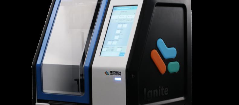 Precision NanoSystems to Launch the Revolutionary Ignite™