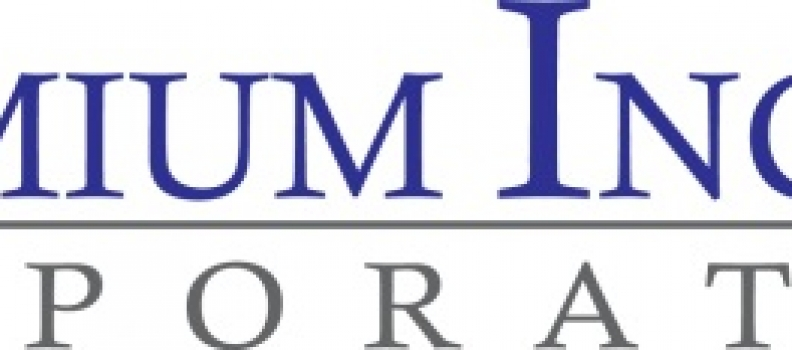 Premium Income Corporation Announces Year End Results