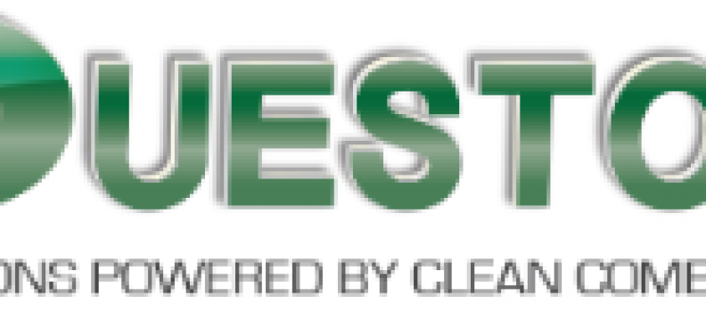 QUESTOR TECHNOLOGY INC. HIGHEST ANNUAL REVENUE AND EARNINGS IN COMPANY HISTORY