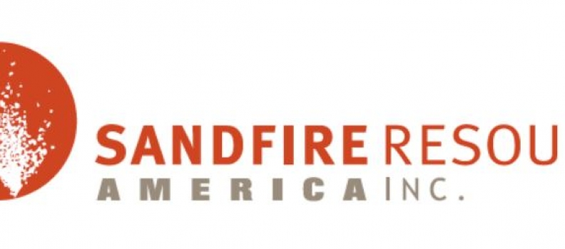 Sandfire Resources America Inc. Closes Rights Offering