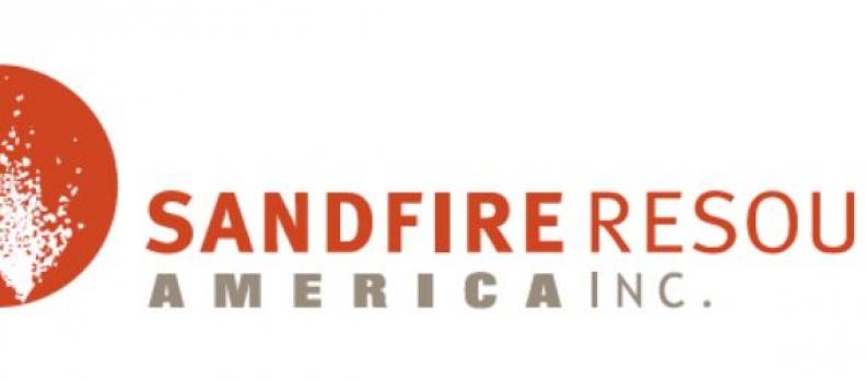 Sandfire Resources America Inc. Files Black Butte Copper Technical Report